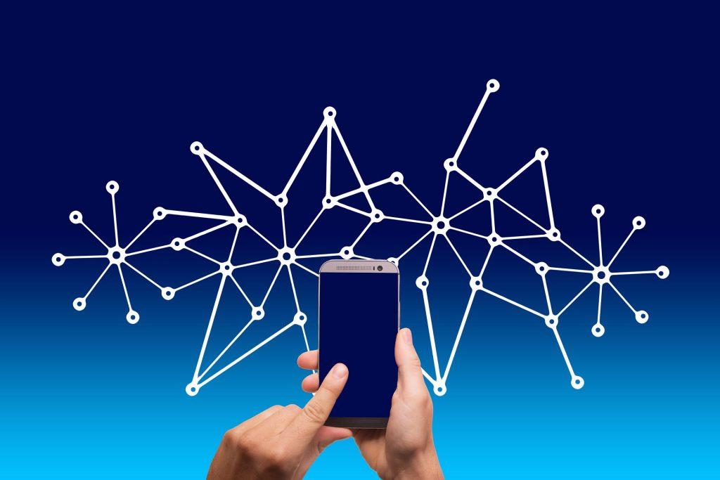 Netzwerk aufbauen mit Social Media Kanälen wie Instagram